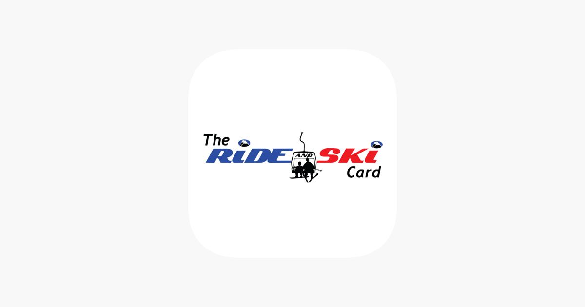 Ride and Ski